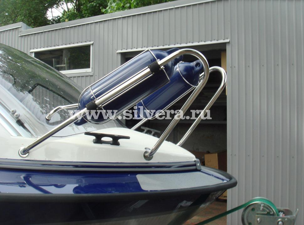 аксессуары для лодок из нержавейки