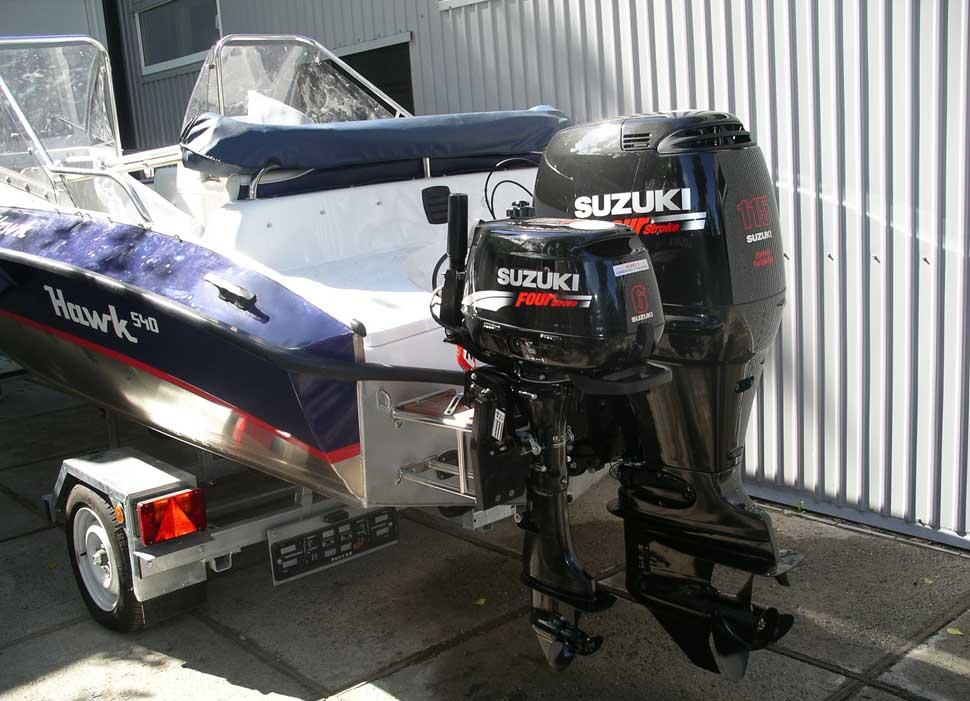 подвесной лодочный мотор tohatsu m8