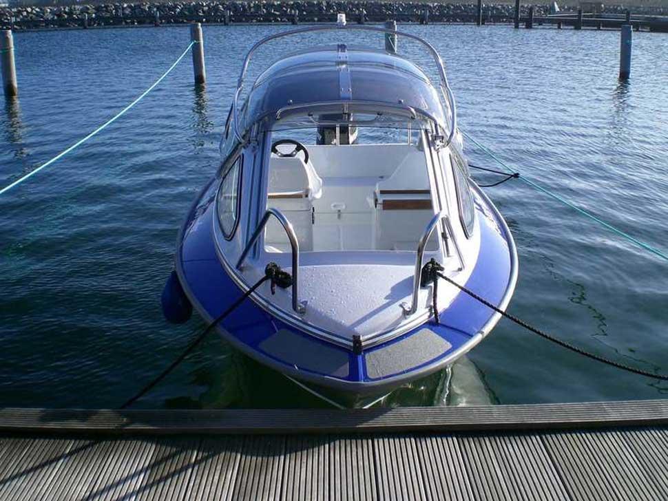 модная лодка